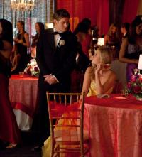 Matt and Rebekah at the Prom