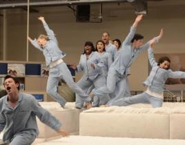 "Glee Episode Stills from ""Mattress"""
