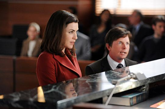 michael j fox on the good wife 541x359 - Michael J. Fox retornará a The Good Wife