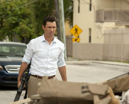 Michael Westen in Action