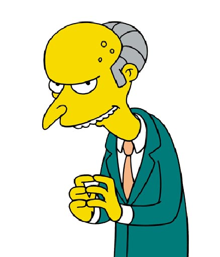 mr burns