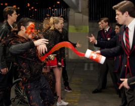 Glee Review: Rock Salt with You