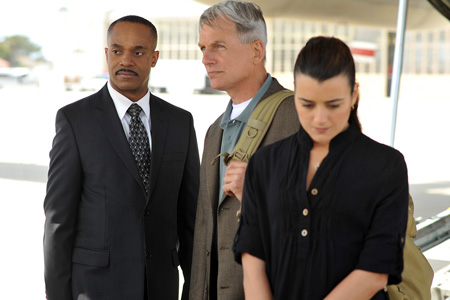 On Gibbs' reaction to Ziva : He doesn't like the decision that he