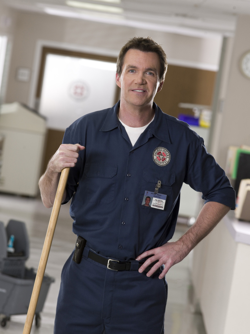MBTI enneagram type of The Janitor