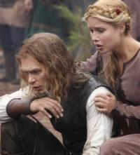 Old School Klaus and Rebekah