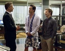 "Franklin & Bash Review: ""She Came Upstairs to Kill Me"""