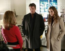 Castle Review: Stabbed In The Back