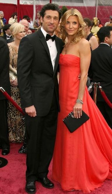 Patrick Dempsey with Jillian Dempsey - TV Fanatic