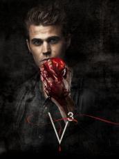 Paul Wesley Promotional Photo