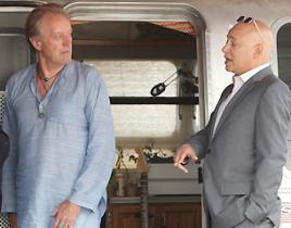 Peter Fonda to Guest Star on Californication