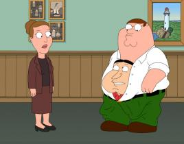 "Family Guy Review: ""Peter-assment"""