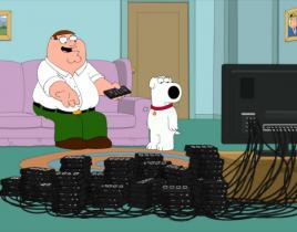 Family Guy Review: Breaking Bad on Roller Skates