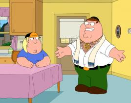 "Family Guy Quotes: ""Family Goy"""