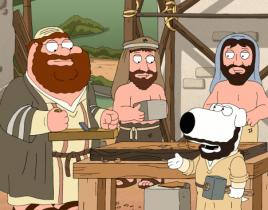 Family Guy Review: The King of King of Kings