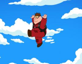 Family Guy Review: Free Fallin'