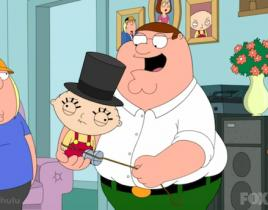 "Family Guy Review: ""Brian Griffin's House of Payne"""