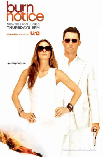 Poster for Burn Notice