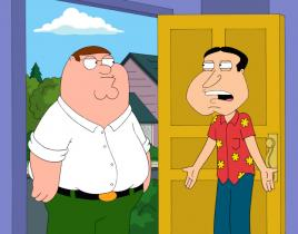 "Family Guy Review: ""Quagmire's Dad"""