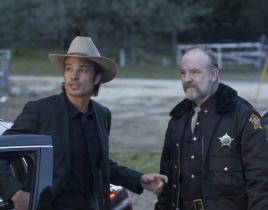 Justified Review: Who is Drew Thompson?