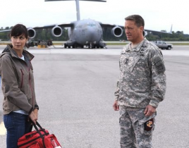 Army Wives Review: Too Young To Save the World