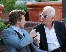 "The Mentalist Review: ""The Blood on His Hands"""