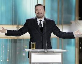 Ricky Gervais to Voice New Character on Family Guy
