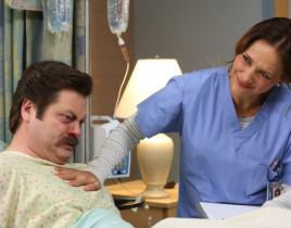 Parks and Recreation Review: Epic and Private