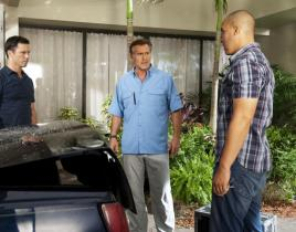 Burn Notice Review: Family Ties
