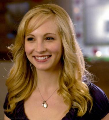 Candice Accola as Caroline