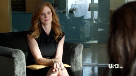 Sarah Rafferty as Donna