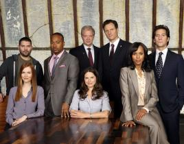 ABC Renews Scandal, Cancels GCB, Adds Nine New Shows