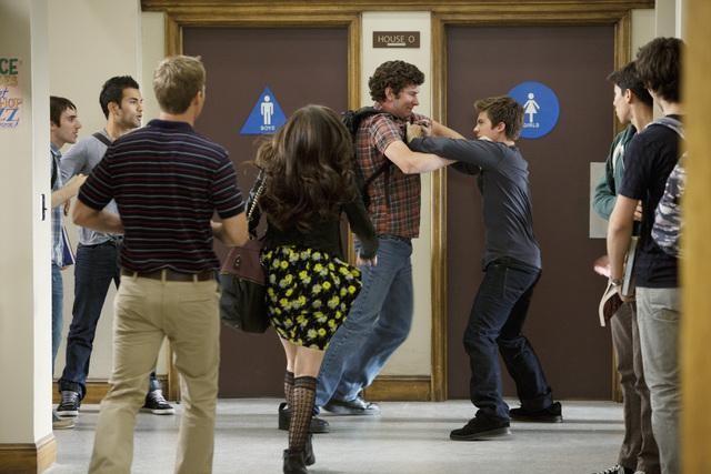 School Fight - TV FanaticSchool Fight
