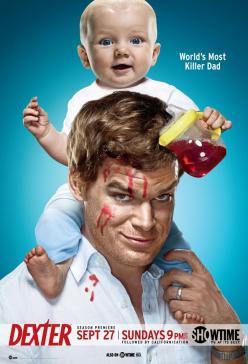 Dexter Sezon 4  DVDRip.Xvid Lektor PL