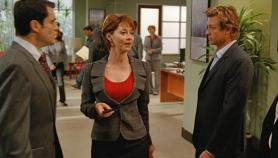 Sharon Lawrence on The Mentalist