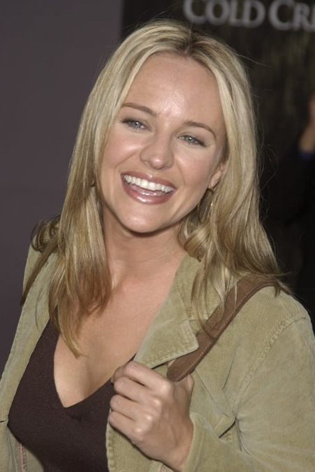 ... on The Young and the Restless. She plays the character of Sharon