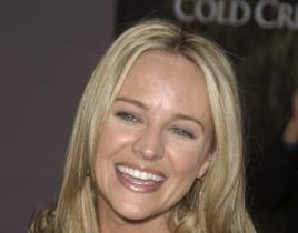 Sharon Case Dishes on Nick and Sharon