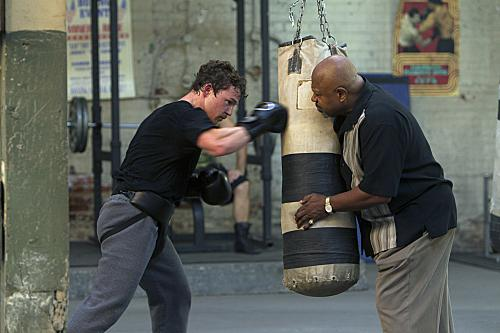 Shawn Hatosy and Charles S. Dutton on Criminal Minds