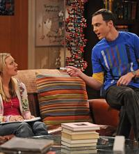 Sheldon Teaches Penny