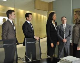 Suits Review: Stop the Bleeding