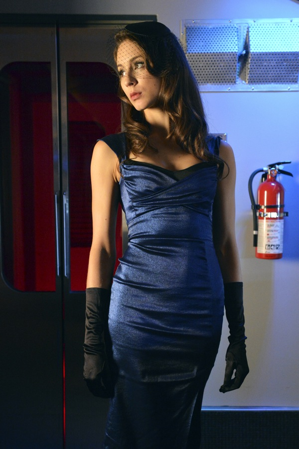 Spencer in Blue