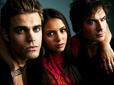 Stars of The Vampire Diaries
