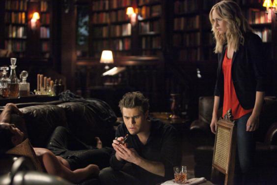 Stefan a Caroline