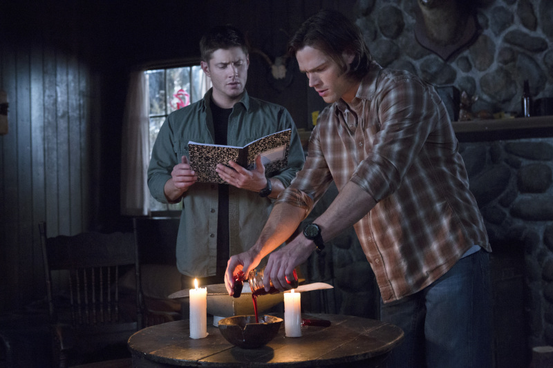 Supernatural Finale Photo