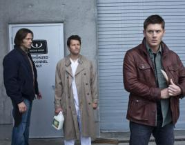 Supernatural Season Finale Review: Double Crosses and Cliffhangers