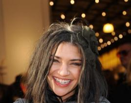 Jessica Szohr Steps Out For a Good Cause