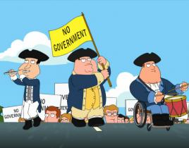 Family Guy Review: A Spot of Tea, Old Chap?