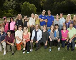 The Amazing Race 21 Cast Includes The Fabulous Beekman Boys, Chippendales Dancers, Megadeath Bassist