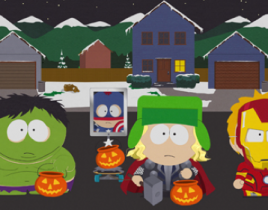 South Park Review: Gangnamstein