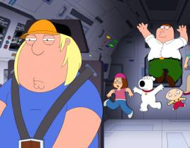 Family Guy Review: Space Idiot