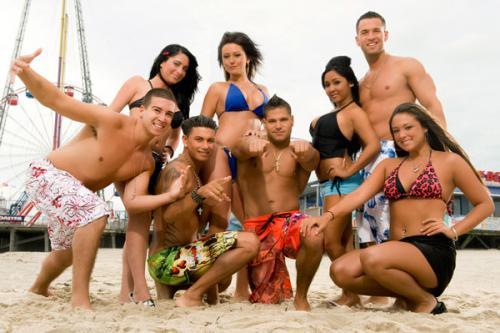 jersey shore cast ronnie. The Jersey Shore Cast